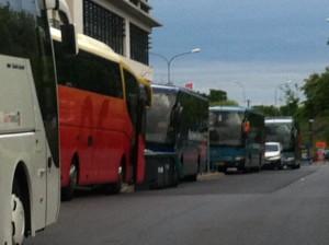 bus Quincy