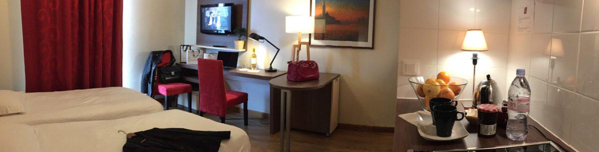 Hôtel et résidence 3* Paris Sud